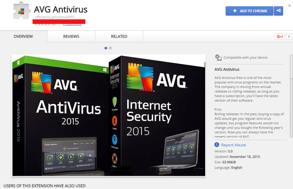 Chrome Web Store – Your new one stop shop for malware and spam