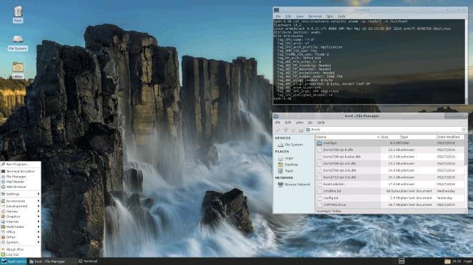 Slackware ARM -current